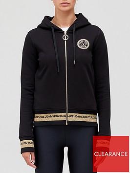 versace-jeans-couture-zip-thru-logo-hoodie-black