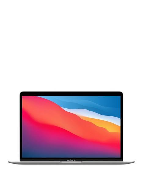 apple-macbook-air-m1-2020-13-inchnbspwith-8-core-cpu-and-7-core-gpu-256gb-storage-with-optionalnbspmicrosoft-365-family-15-monthsnbsp--silver
