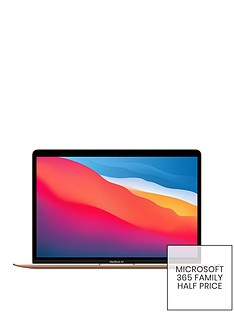 apple-macbook-air-m1-2020-13-inchnbspwith-8-core-cpu-and-8-core-gpu-512gb-storage-with-optionalnbspmicrosoft-365-familynbsp1-yearnbsp--gold