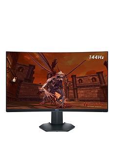 dell-s2721hgf-27in-full-hd-va-curved-1ms-144hz-amd-freesync-nvidia-g-sync-gaming-monitor-black
