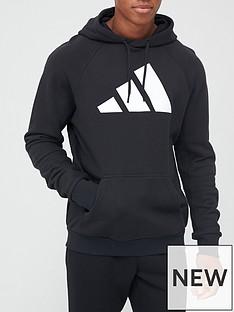 adidas-future-iconsnbsphoodie-black