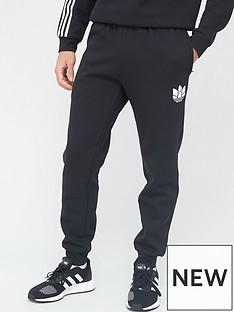 adidas-originals-3d-trefoil-sweat-pants-black