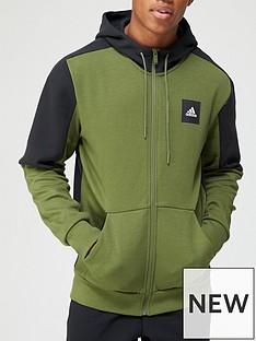 adidas-mhs-full-zip-stadium-hoodie-khaki
