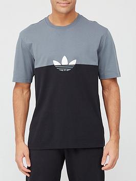 adidas-originals-slice-trefoil-box-t-shirt-blackblue