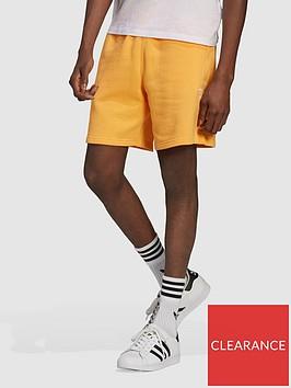 adidas-originals-essential-shorts-orange