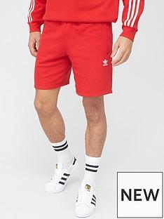 adidas-originals-essential-shorts-red