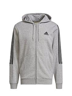 adidas-cut-3-stripe-full-zip-hoody