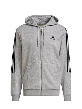 adidas-cut-3-stripe-full-zip-hoody