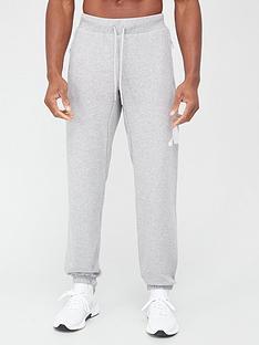 adidas-fleecenbsppantsnbsp-medium-grey-heathernbsp