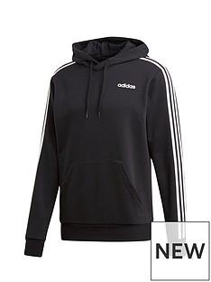 adidas-adidas-plus-size-essentials-3-stripe-po-hoody