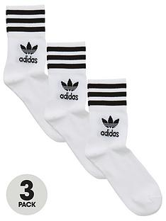 adidas-originals-mid-cut-crew-sock-whitenbsp