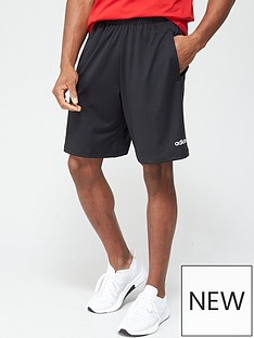 adidas-d2m-3-stripe-shorts-black