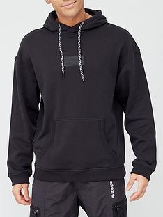 adidas-originals-silicon-hoodie-black