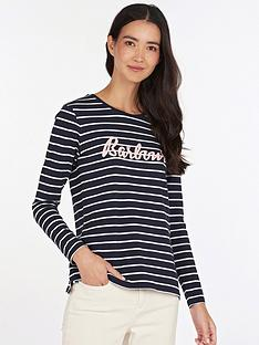 barbour-kielder-tee