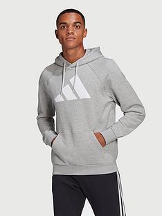 adidas-adidas-fl-hoody-medium-grey-heather