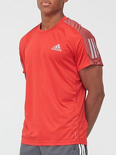 adidas-own-the-run-t-shirt-red