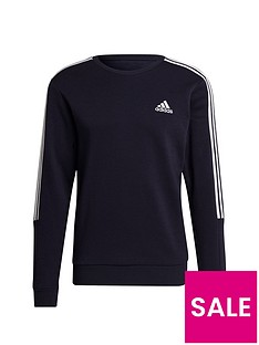 adidas-cut-3-stripe-sweat
