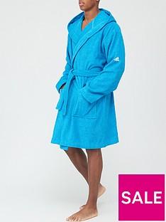 adidas-bathrobe-bluenbsp