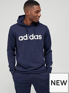 adidas-linear-logo-hoodie-ink