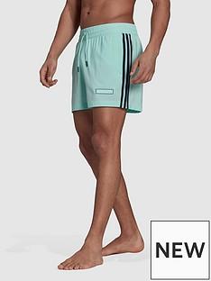 adidas-originals-swimshort-green