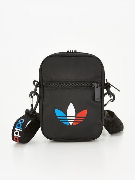adidas-originals-tricol-festival-bag-black