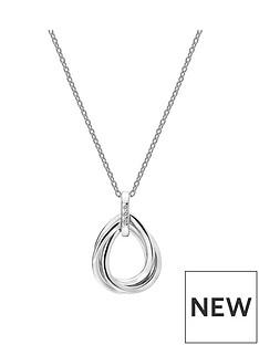 hot-diamonds-hot-diamonds-trio-teardrop-pendant