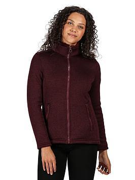 regatta-razia-full-zip-fleece-jacket-dark-burgundynbsp