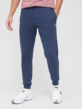tommy-jeans-slim-fleece-joggers-navynbsp