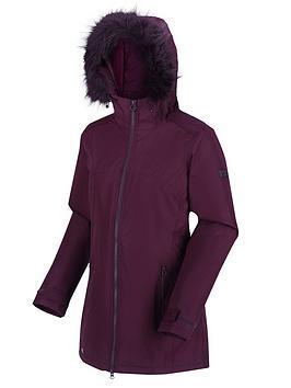 regatta-myla-waterproof-jacket-dark-burgundynbsp