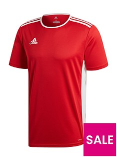 adidas-entrada-18-training-tee-red