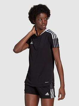 adidas-womens-tiro-21-t-shirtnbsp--black