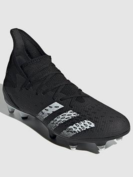 adidas-mens-predator-203-astro-turf-football-boots-blacksilver