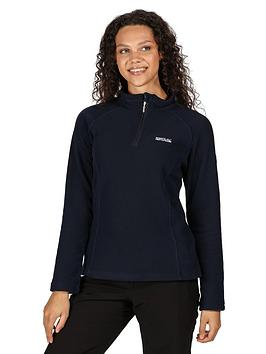 regatta-kenger-half-zip-fleece-navynbsp