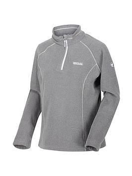 regatta-kenger-half-zip-fleece-greynbsp