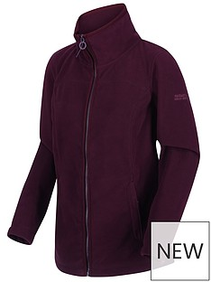 regatta-fayona-full-zip-fleece-jacket-darknbspburgundynbsp