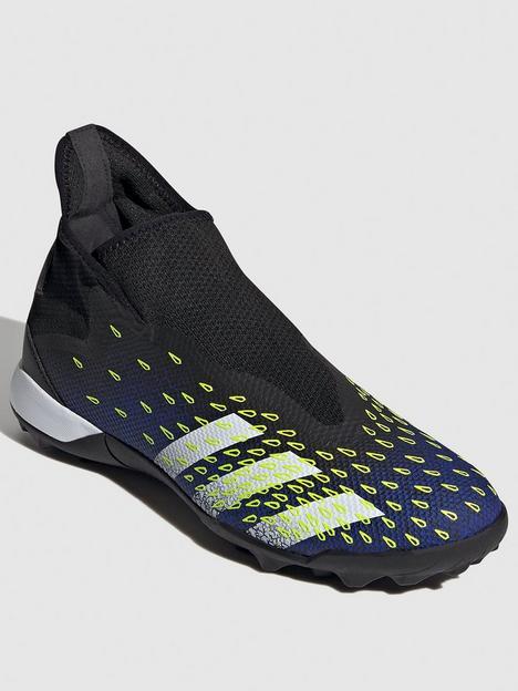 adidas-mens-predator-laceless-203-astro-turf-football-boot-blackyellow