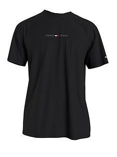 tommy-jeans-gel-linear-logo-t-shirt-black