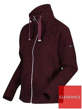 regatta-zaylee-full-zip-fleece-jacket-dark-burgundynbsp