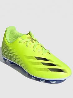 adidas-junior-x-ghostednbsp4-firm-ground-football-boot-yellow