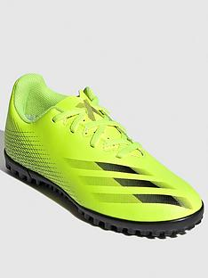 adidas-junior-x-ghosted4-astro-turf-football-boot-yellow