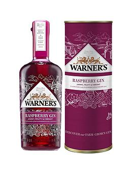 warners-raspberry-gin-70cl-gift-tube