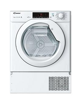 Candy Bctd H7A1Te-80 7Kg Fully Integrated Tumble Dryer - Washer Dryer Only