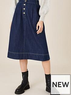 monsoon-denim-midi-skirt-indigo