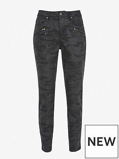mint-velvet-denvernbspcoated-camo-jeans-black