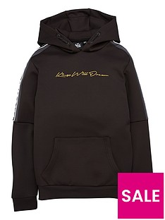 kings-will-dream-boys-selside-overhead-hoodie-black-gold