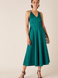 monsoon-stevie-structured-sleeveless-midi-dress-teal