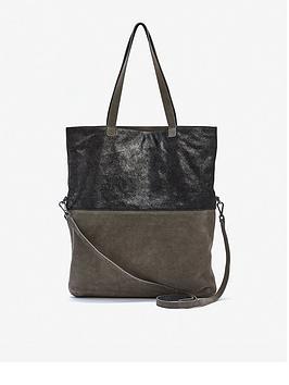 mint-velvet-lydia-metallic-tote-bag-green