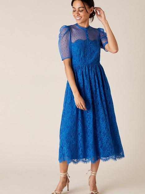 monsoon-trisha-lace-button-through-midi-dress-blue