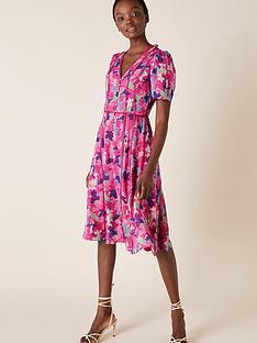monsoon-aluna-sustainable-lace-trim-dress-pink
