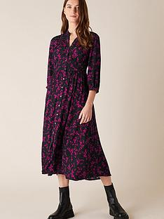 monsoon-printed-dolly-midi-dress-navy
